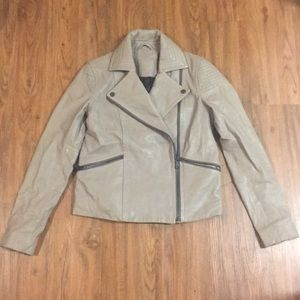 Marc by Marc Jacobs Moto Leather Jacket